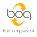 BOA - upínací systém
