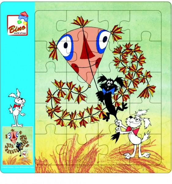 Bino 13170 - Puzzle Štaflík a Špagetka