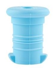 Zdravá lahev Zátka modrá VPZ2985