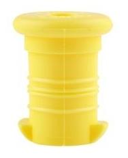 Zdravá lahev Zátka žlutá VPZ115