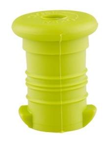 Zdravá lahev Zátka světle zelená VPZ382