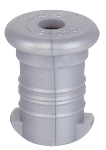 Zdravá lahev Zátka stříbrná VPZ428