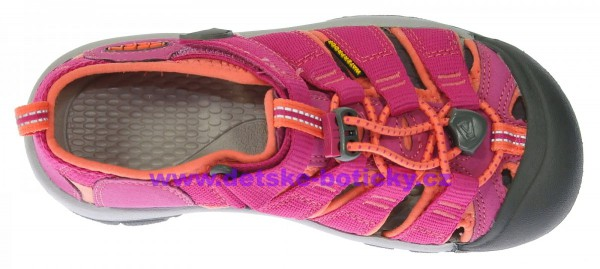 Fotogalerie: Keen Newport H2 very berry/fusion coral 1014251 1014267