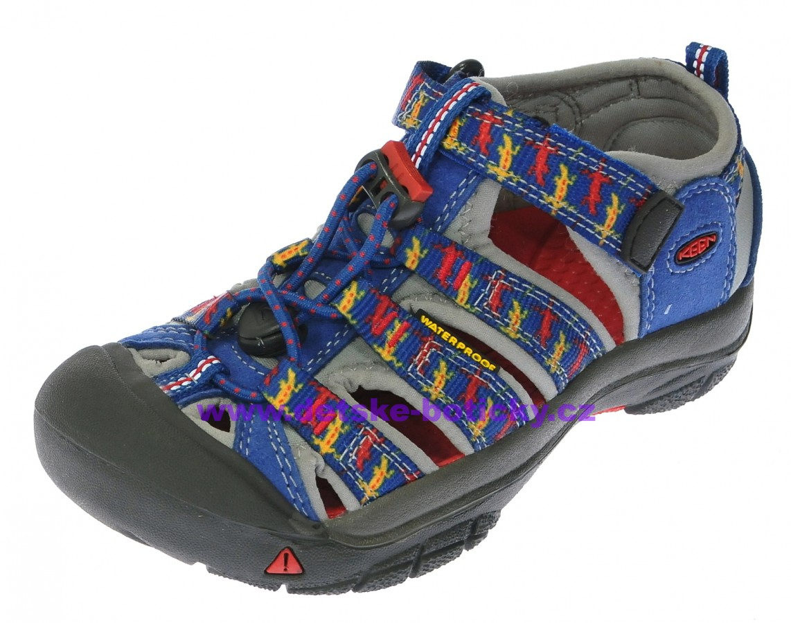 KEEN Newport H2 True Blue Lizard Vogue 1014249 1014230