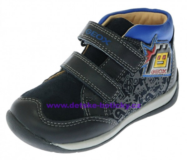 Geox B640BC 02285 C4226 navy/royal