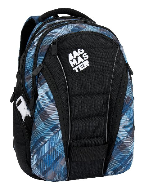 Bagmaster BAG 6 H BLACK/BLUE