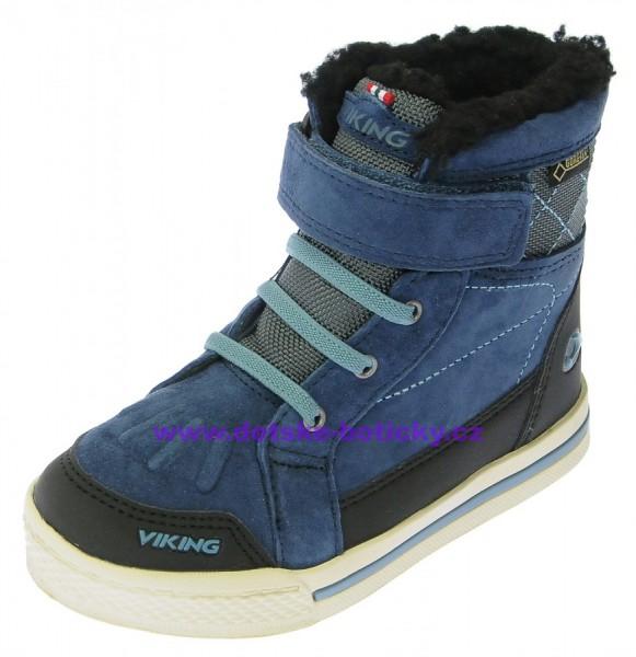 Viking 3-86300-7649 Folda GTX dk blue/mid blue
