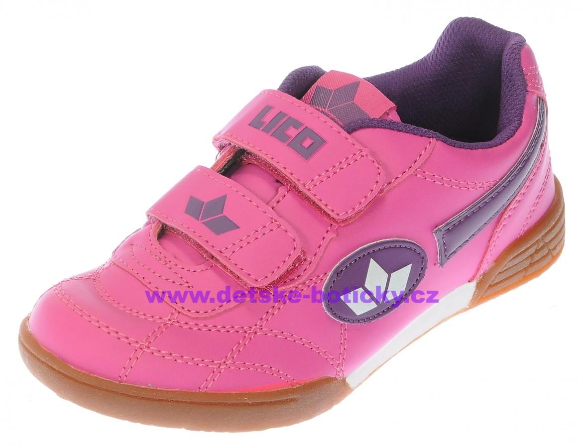 Lico 360510 Bernie V  pink/weiss