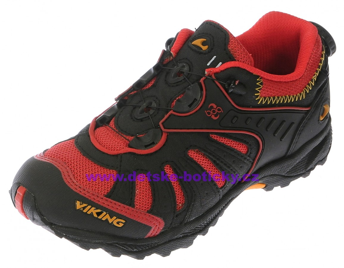 Viking 3-40300-210 blk/red