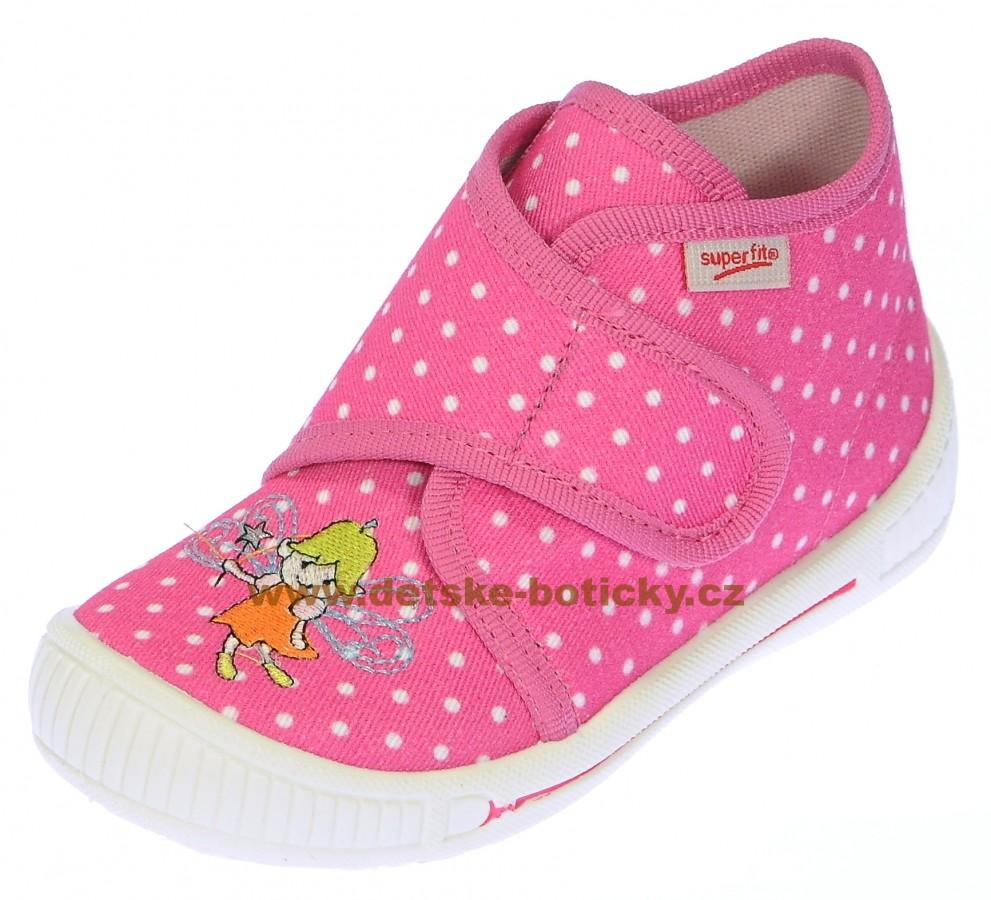 Superfit 0-00253-64 pink kombi