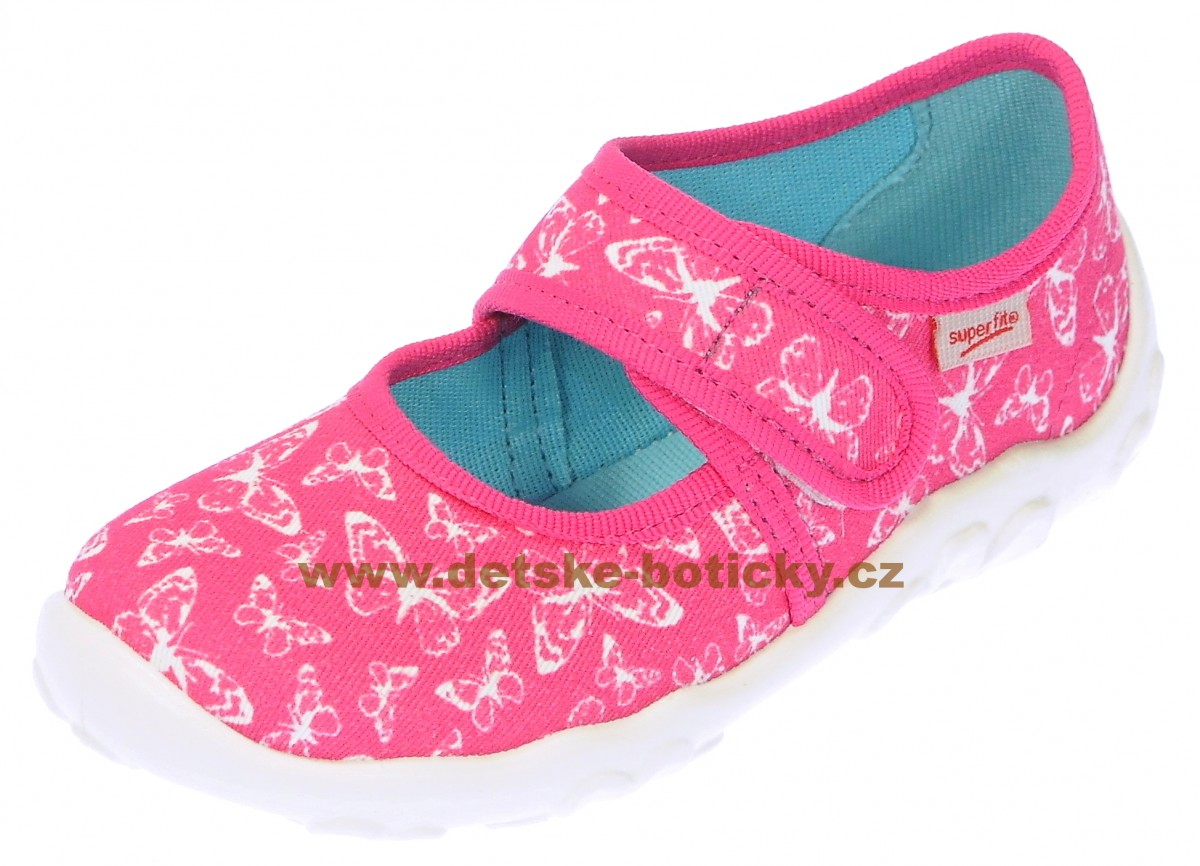 Superfit 0-00283-64 pink kombi