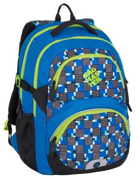 Bagmaster THEORY 7 D BLUE/GREEN