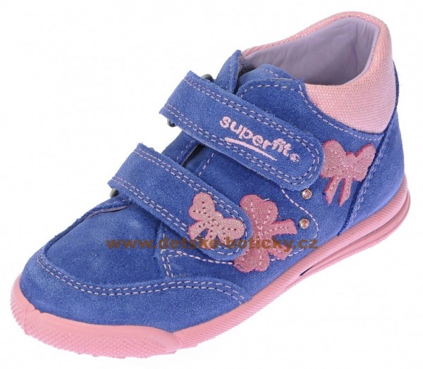 Superfit 0-00371-77 lila kombi
