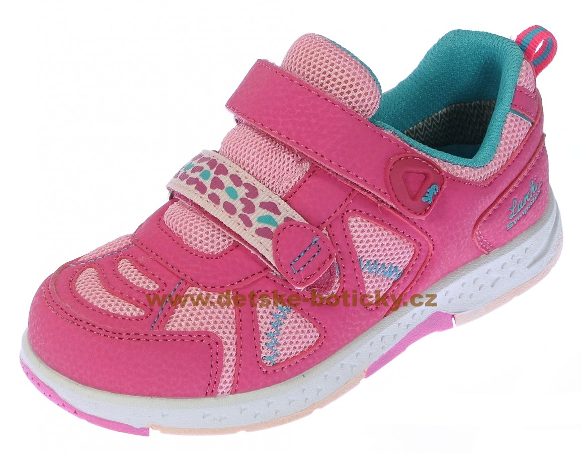 Lurchi 33-26401-33 Levi-Sympatex pink