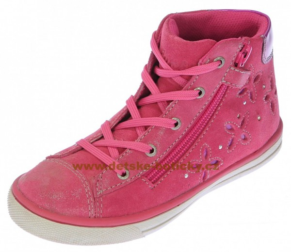 Lurchi 33-13790-23 Stelly pink
