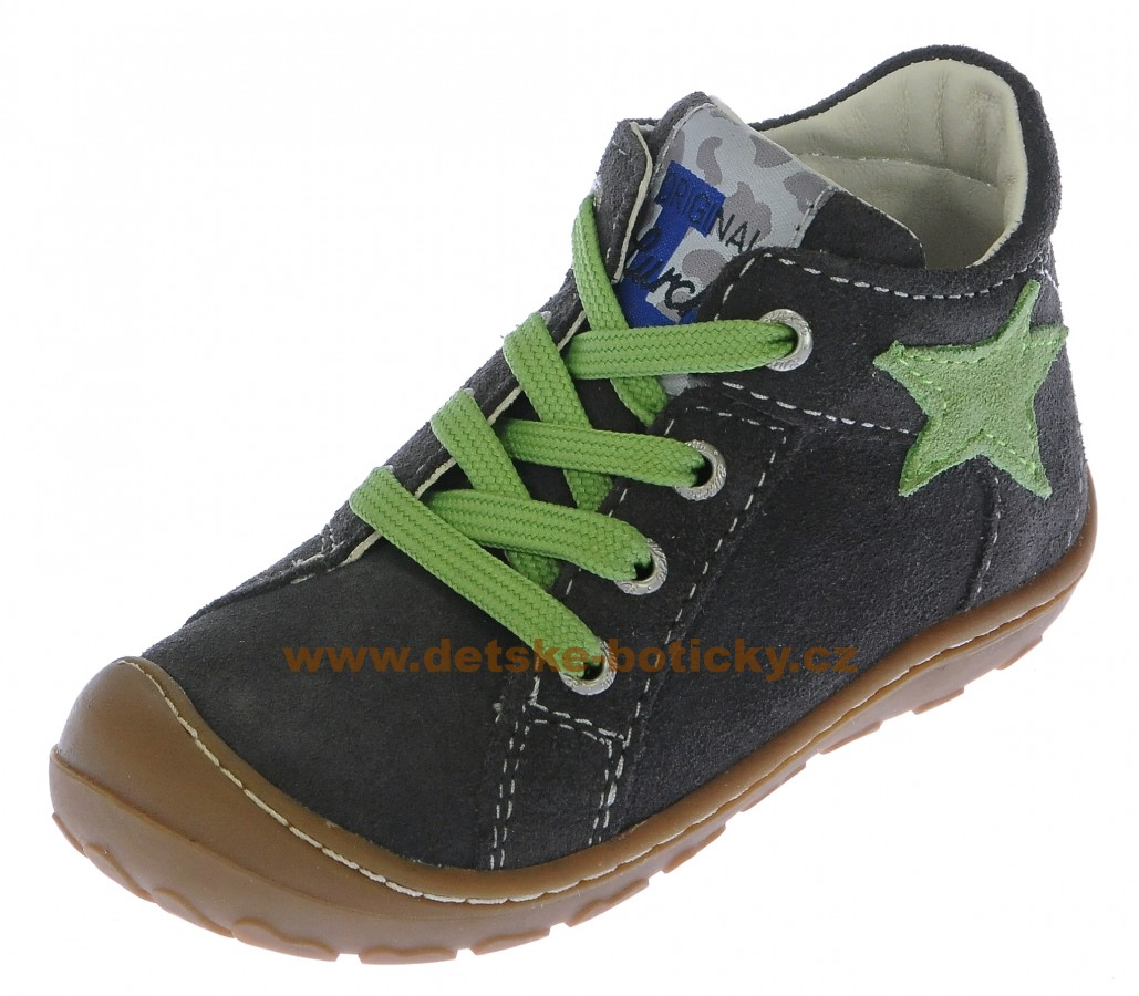 Lurchi 33-14439-45 Goldy charcoal