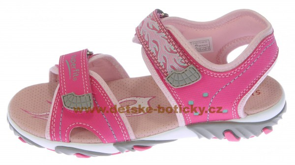 Fotogalerie: Superfit 0-00173-64 Mike2 pink kombi