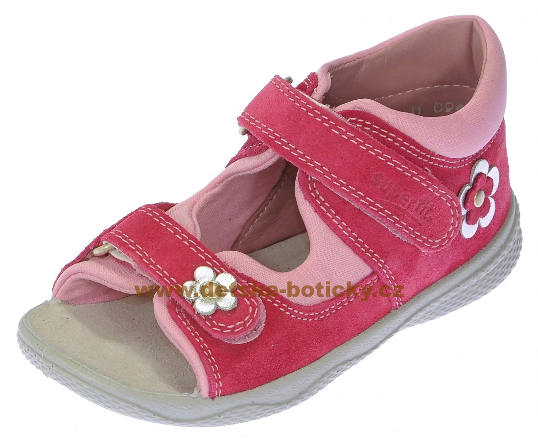 Superfit 0-00096-64 Polly pink kombi