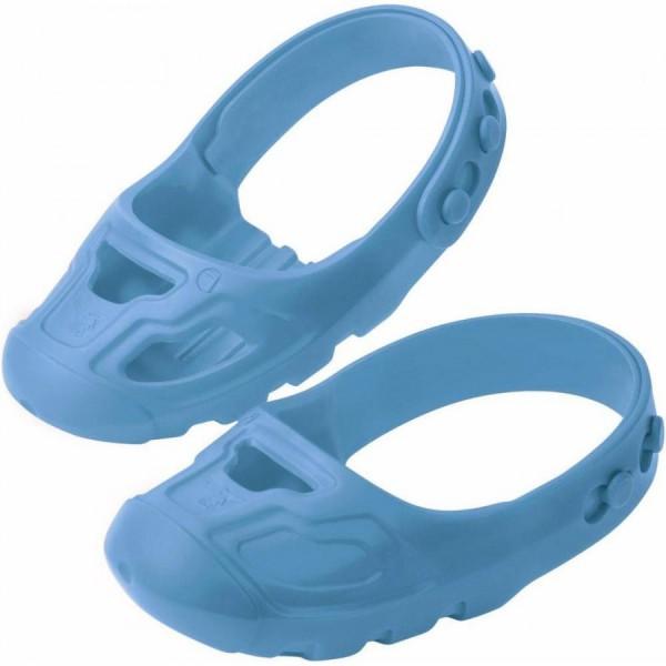 Big Shoe Care Ochranné návleky modré - chránič na obuv