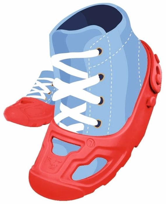 e74114291470 ... Fotogalerie  Big Shoe Care Ochranné návleky modré - chránič na obuv ...