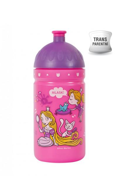 Zdravá lahev V050291 Svět princezen 0,5l