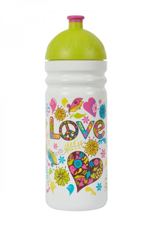 Zdravá lahev V070403 Hippies 0,7l