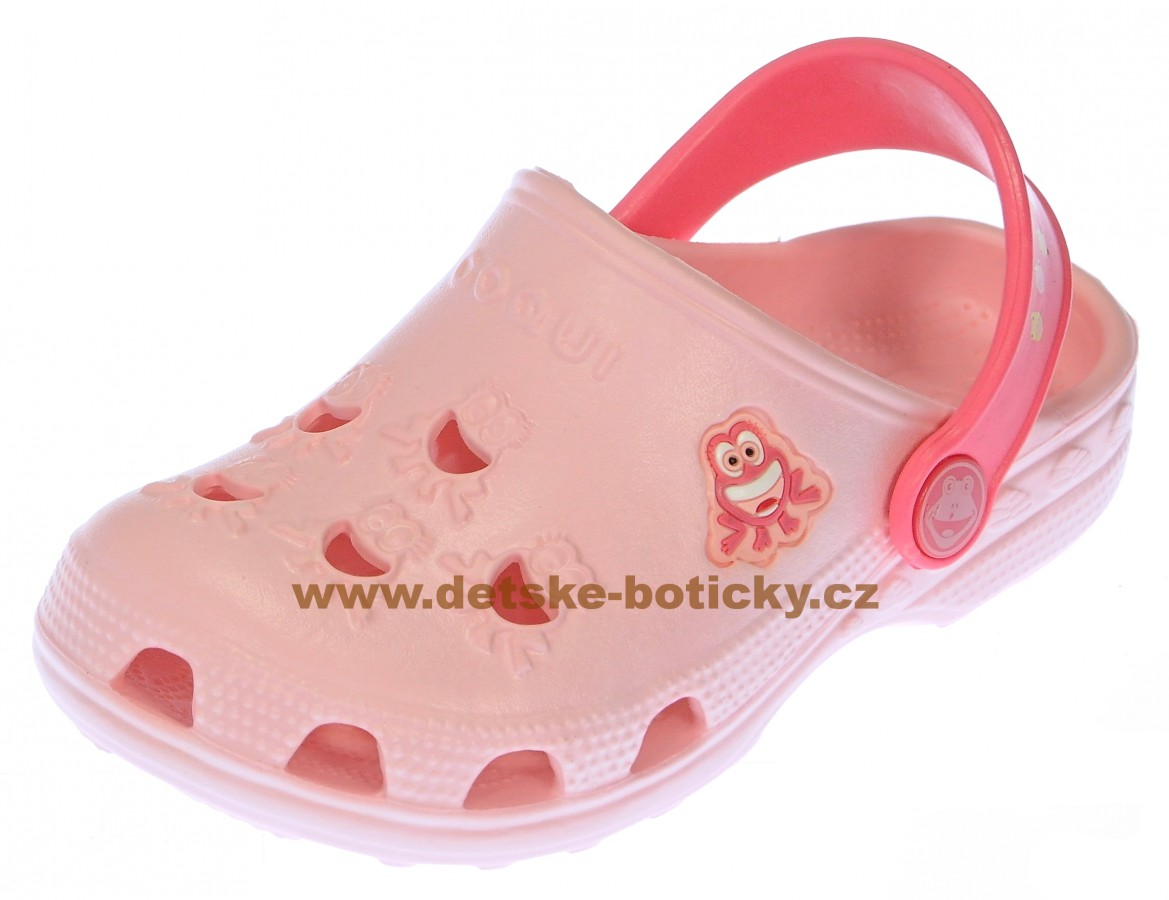 COQUI LITTLE FROG 8701 candy pink/rouge