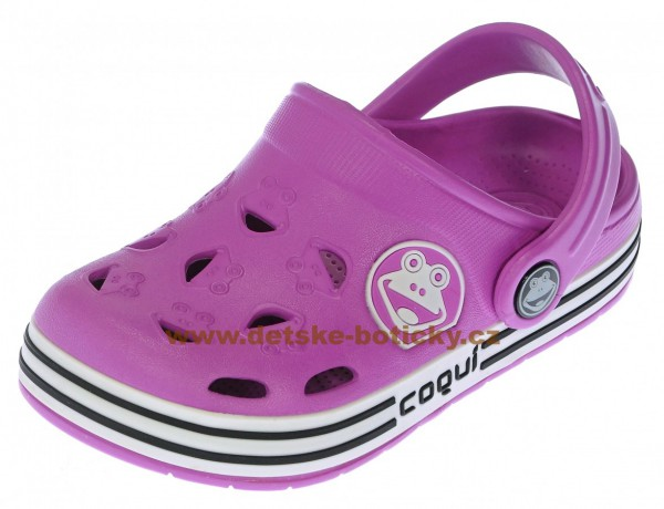 COQUI FROGGY 8801 purple
