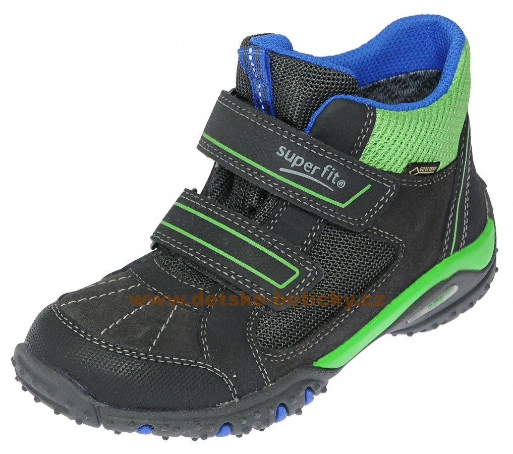 Superfit 1-00364-48 Sport4 charcoal multi