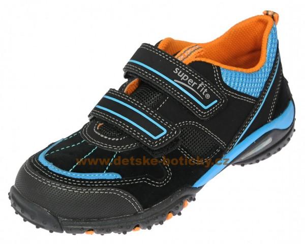 Superfit 1-00224-03 Sport4 schwarz multi
