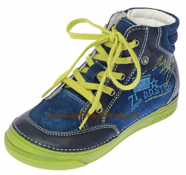 D.D.step 040-23C royal blue