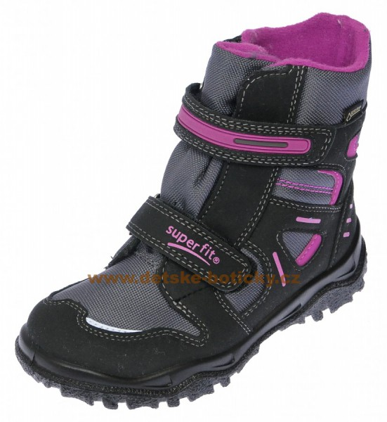 Superfit 1-00080-04 Husky schwarz multi
