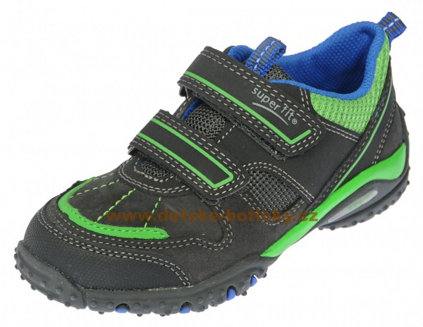 Superfit 1-00224-48 Sport4 charcoal multi