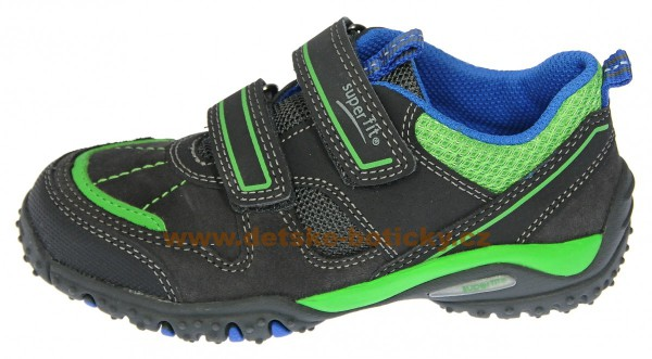 Fotogalerie: Superfit 1-00224-48 Sport4 charcoal multi