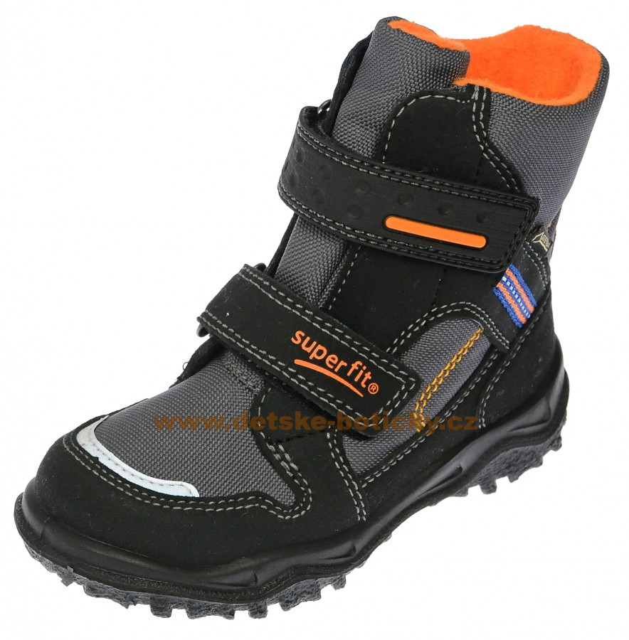 Superfit 1-00044-03 Husky schwarz multi