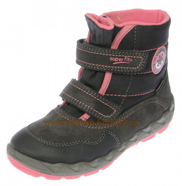 Superfit 1-00013-48 Icebird charcoal multi