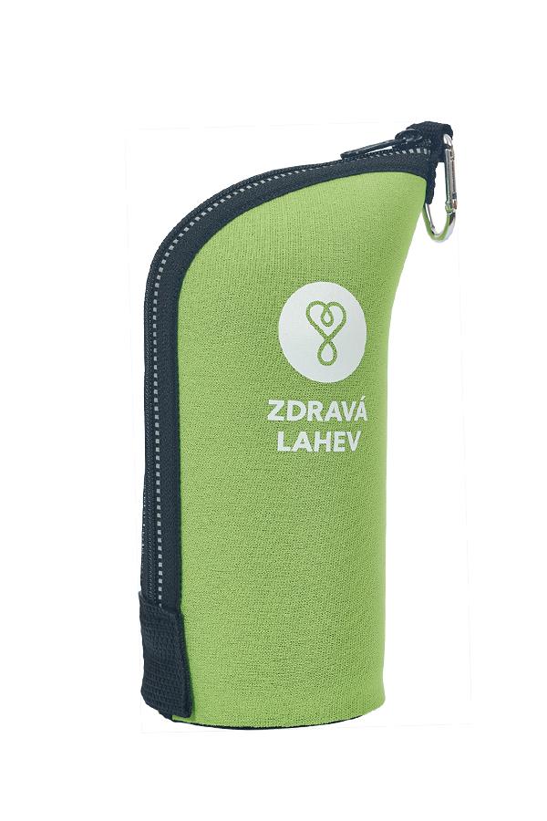 Zdravá lahev TOCR05Z Termoobal CABRIO reflex 0,5l zelený