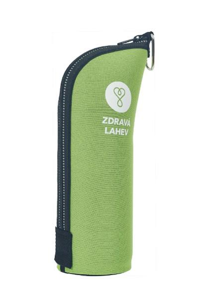Zdravá lahev TOCR07Z Termoobal CABRIO reflex 0,7l zelený