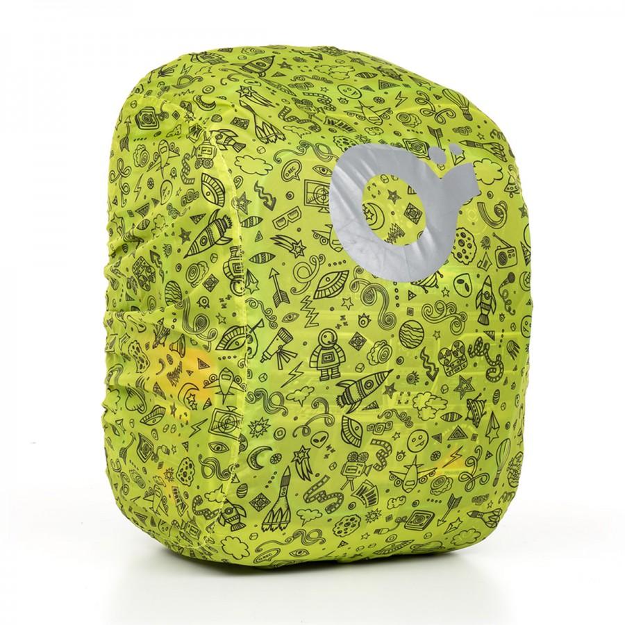 Topgal ZIGI17001 B žlutozelená