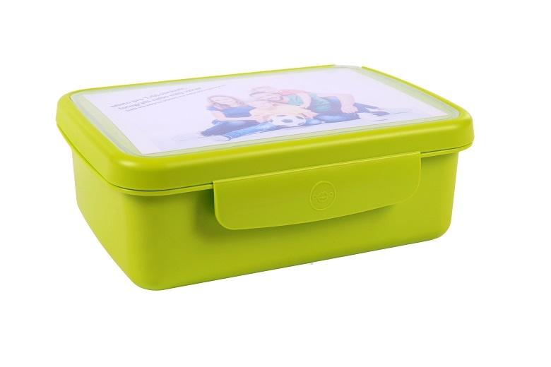 Zdravá sváča VZS18752 komplet box zelená 382