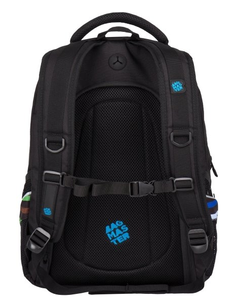 Fotogalerie: Bagmaster DIGITAL 7 E BLACK/BLUE/GREEN
