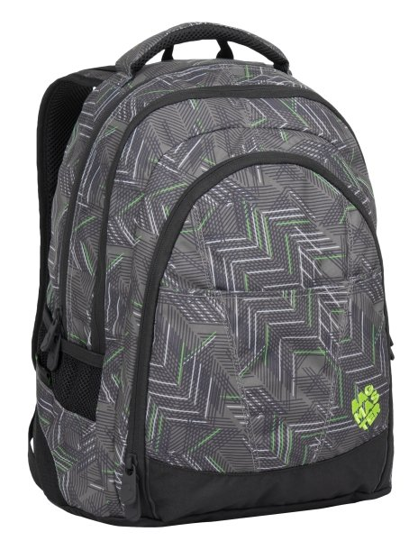 Bagmaster DIGITAL 7 C BLACK/GREEN/GREY