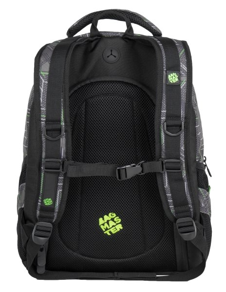 Fotogalerie: Bagmaster DIGITAL 7 C BLACK/GREEN/GREY
