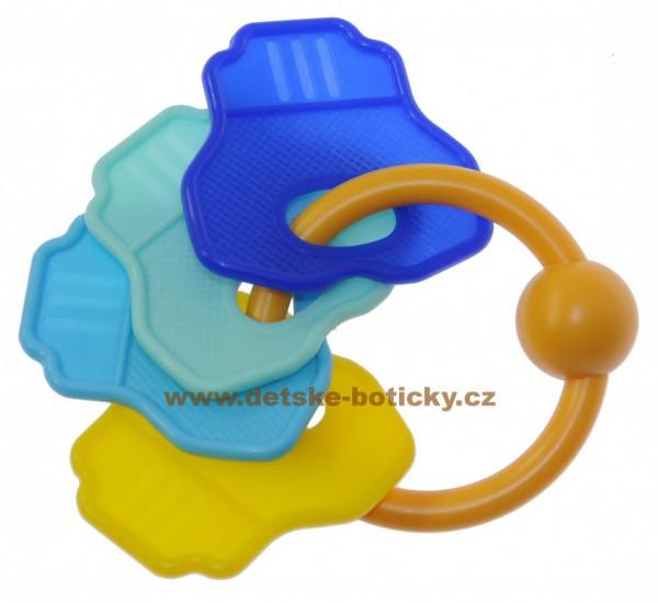 Farlin 2010 kousátko klíče
