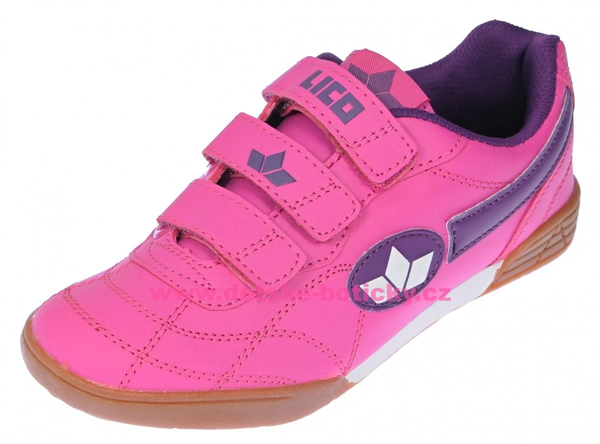 Lico 360510 Bernie V  pink/lila/weiss