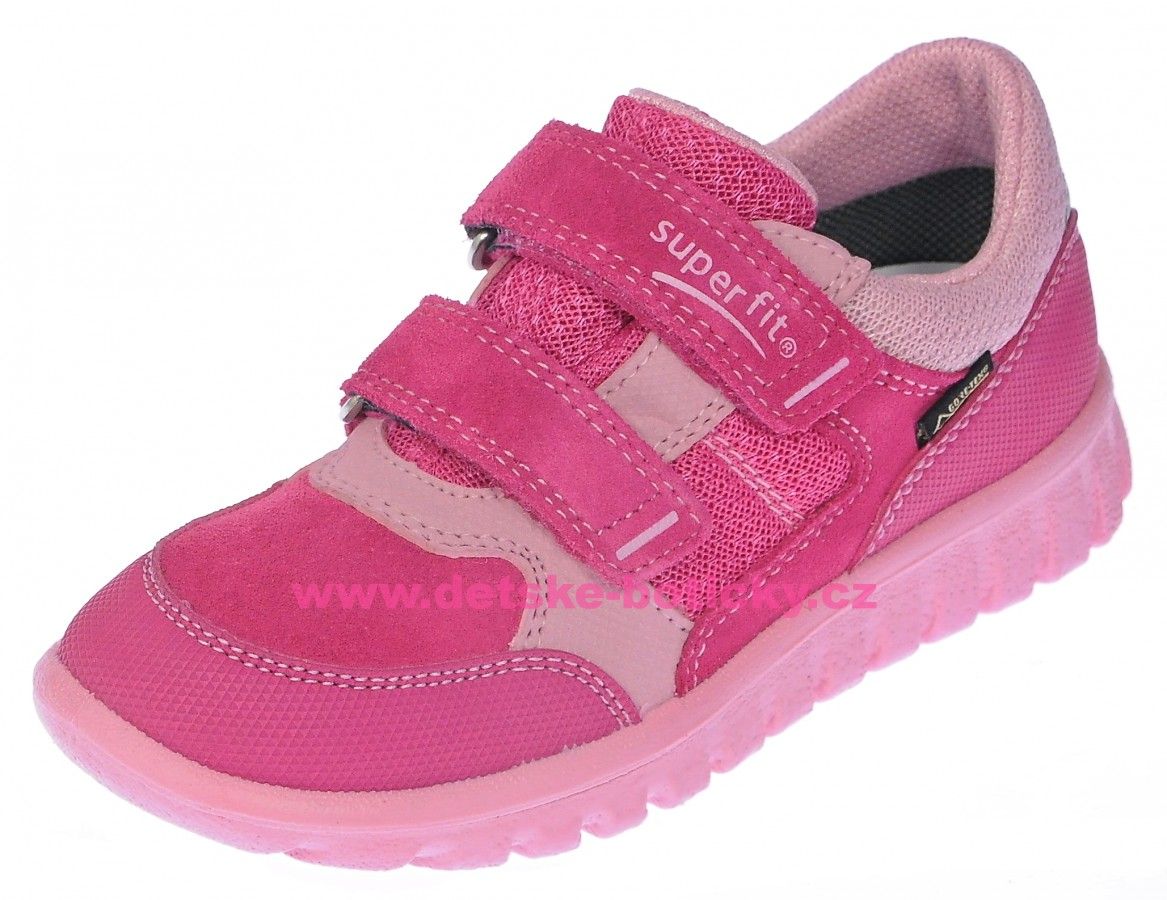 Fotogalerie: Superfit 2-00190-64 Sport7 pink kombi