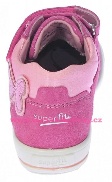 Fotogalerie: Superfit 2-00362-64 Moppy pink kombi