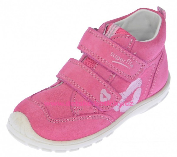 Superfit 2-00344-64 Softtippo pink kombi