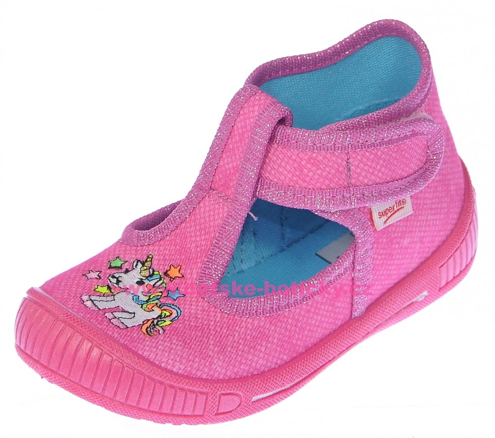 Superfit 2-00252-64 Bully pink kombi
