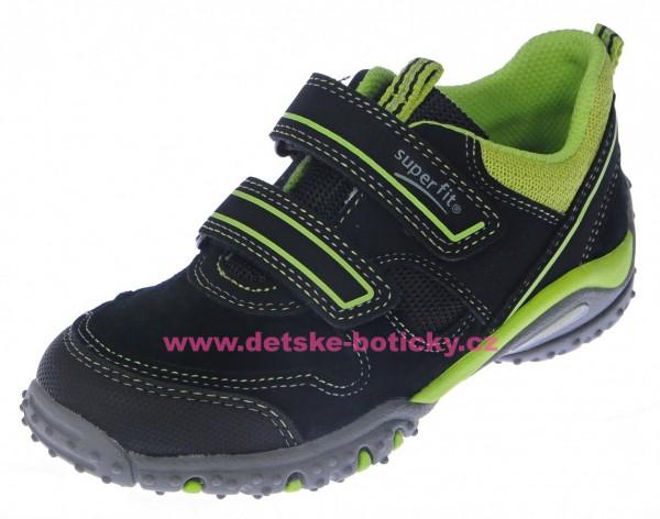 Superfit 2-00224-02 Sport4 schwarz kombi
